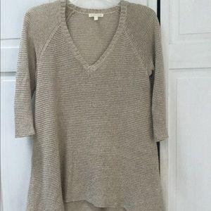 Eileen Fisher 100% linen sweater - Size XS